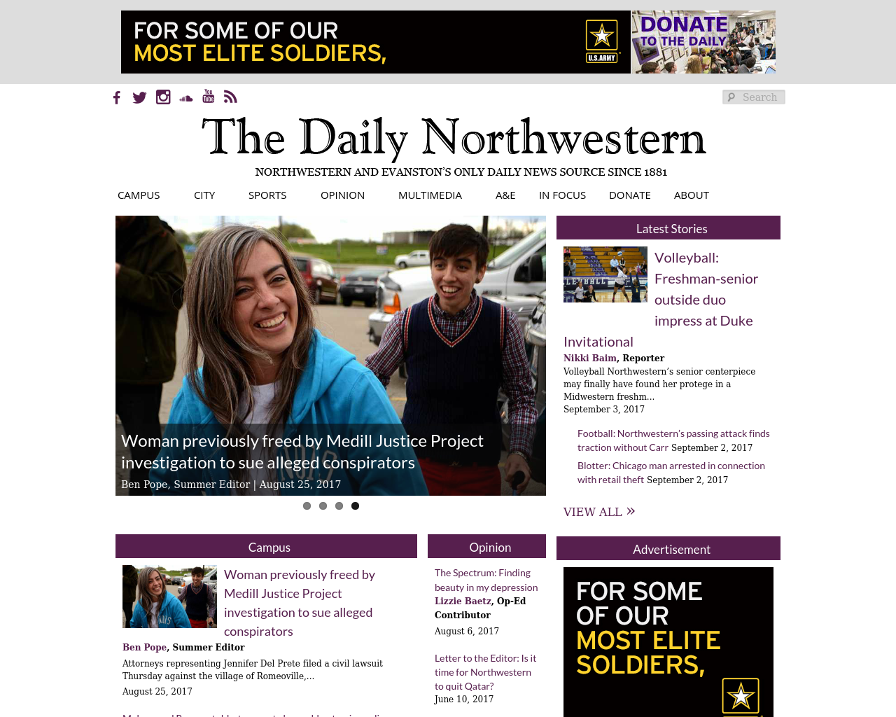 The-Daily-Northwestern-Advertising-Reviews-Pricing
