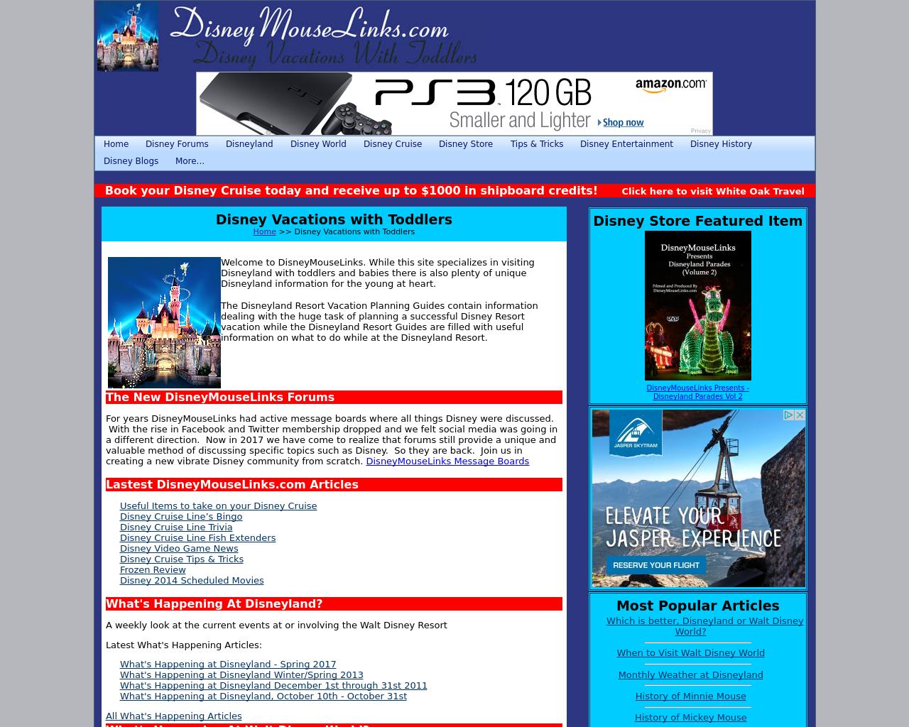 DisneyMouseLinks-Advertising-Reviews-Pricing