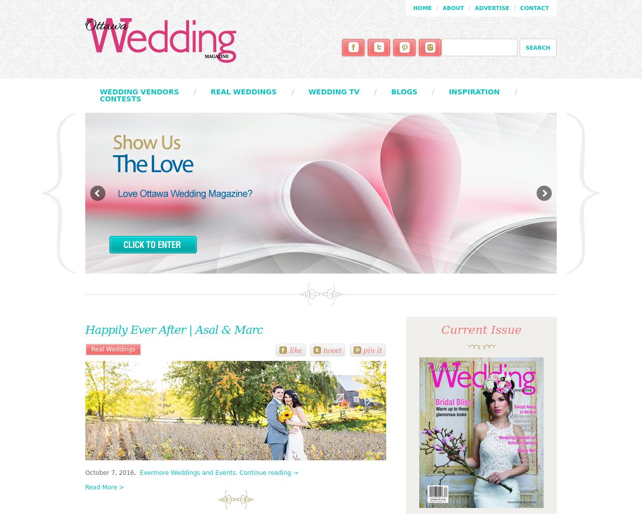 Ottawa-Wedding-Magazine-Advertising-Reviews-Pricing