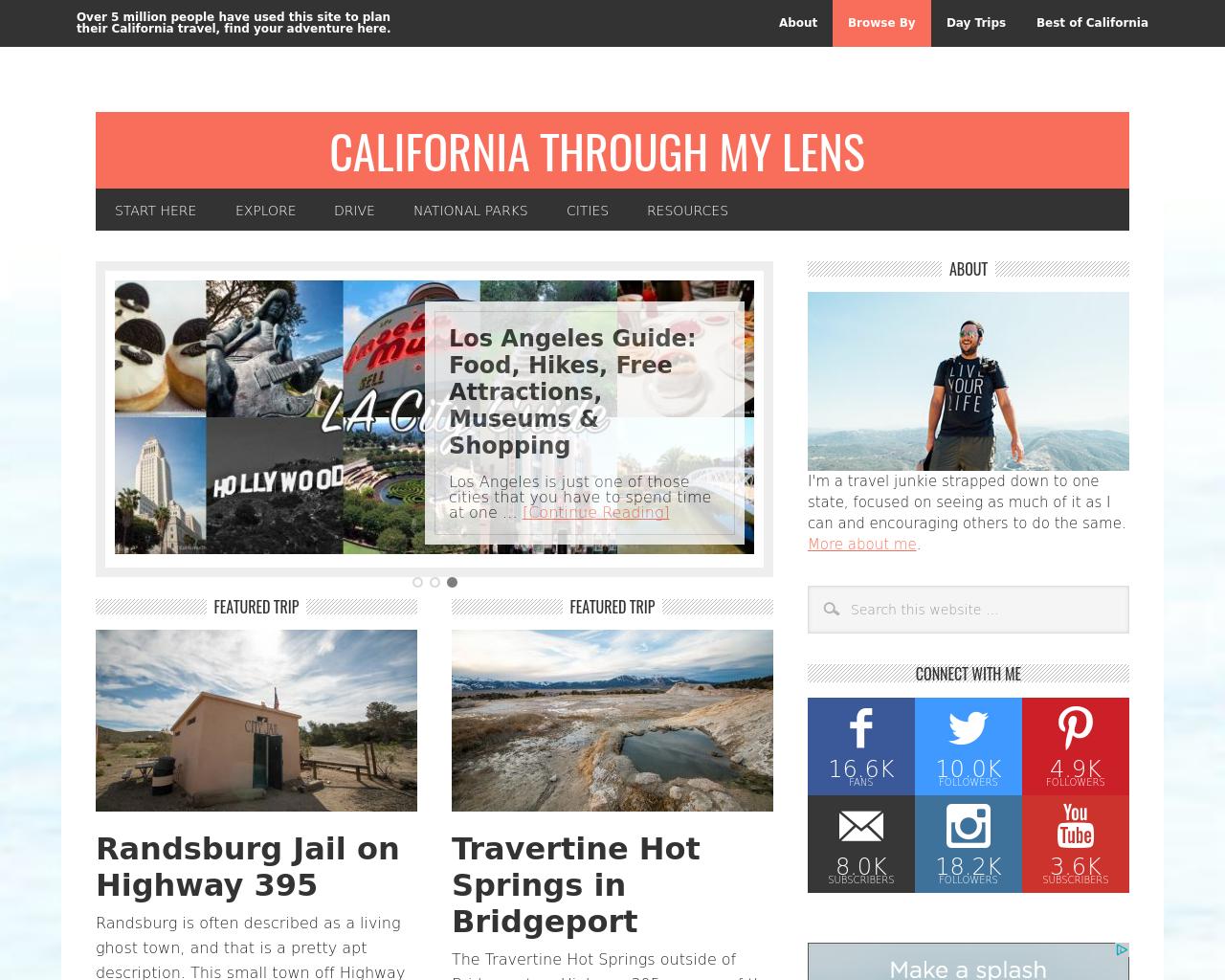 California-Through-My-Lens-Advertising-Reviews-Pricing
