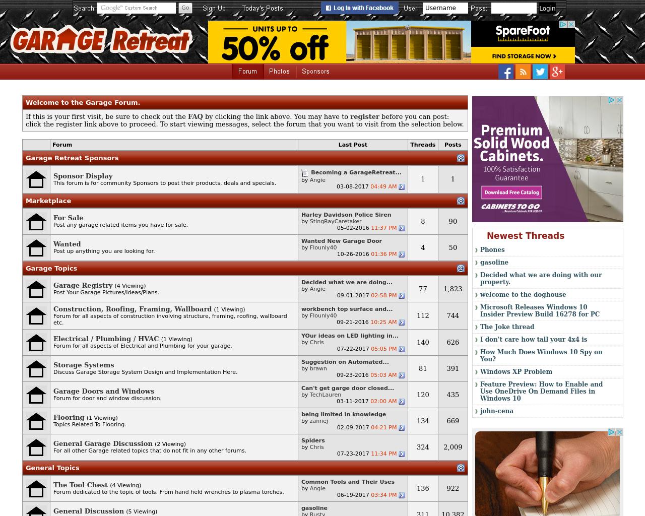 Garage-Retreat-Advertising-Reviews-Pricing