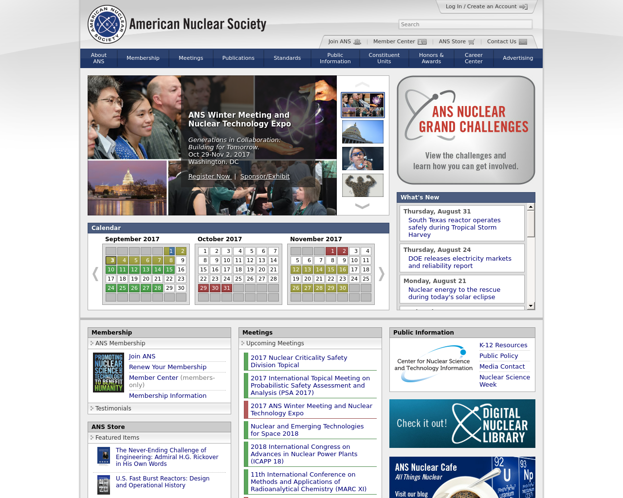 American-Nuclear-Society-Advertising-Reviews-Pricing