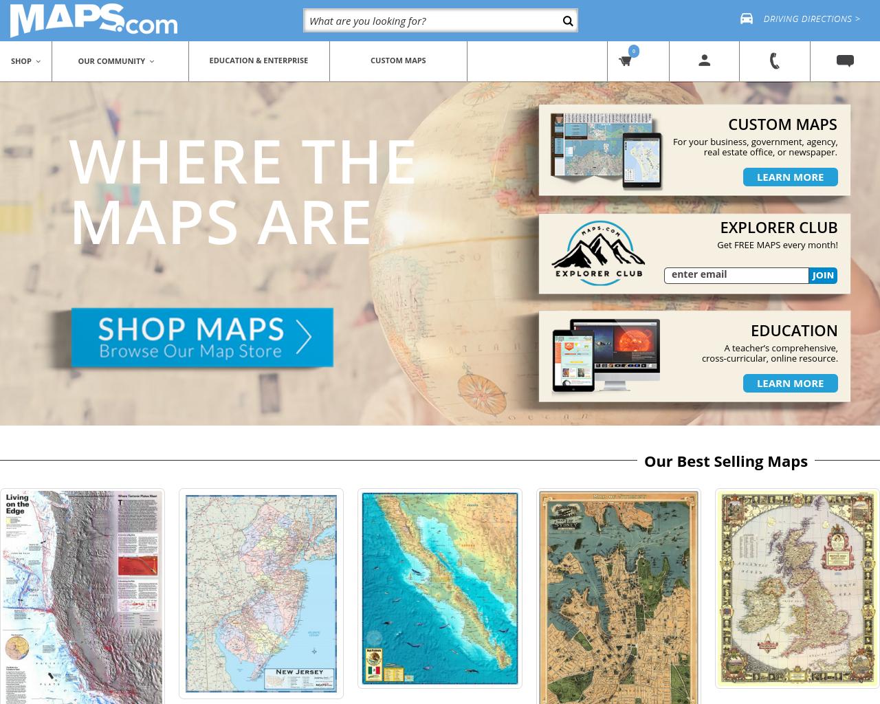 maps.com-Advertising-Reviews-Pricing