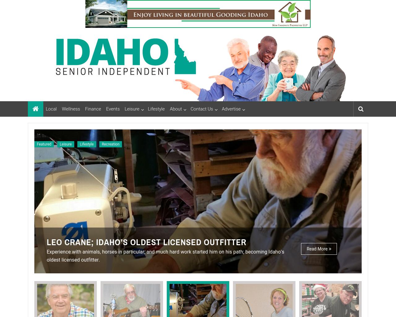 Idahoseniorindependent.com-Advertising-Reviews-Pricing