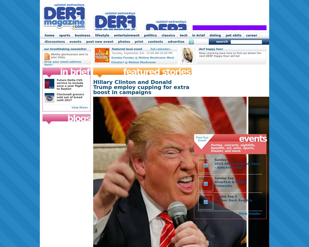DERF-Magazine.com-Advertising-Reviews-Pricing
