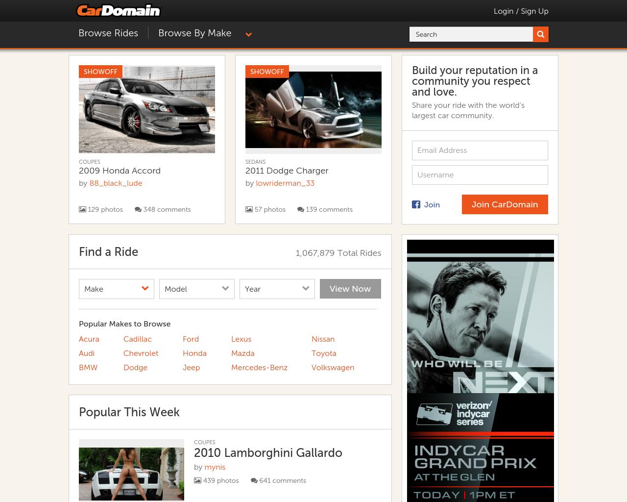 CarDomain-Advertising-Reviews-Pricing