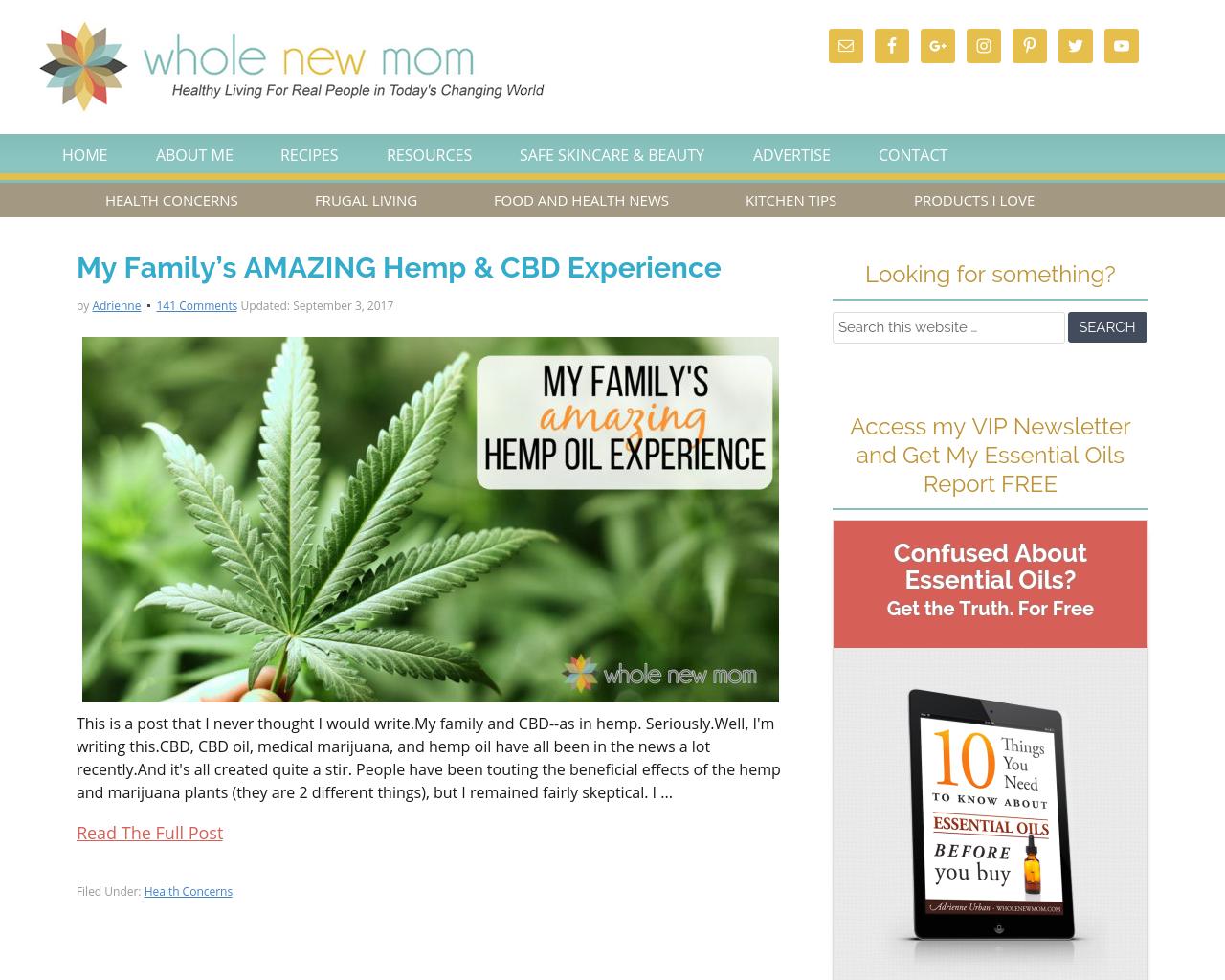 Wholenewmom.com-Advertising-Reviews-Pricing