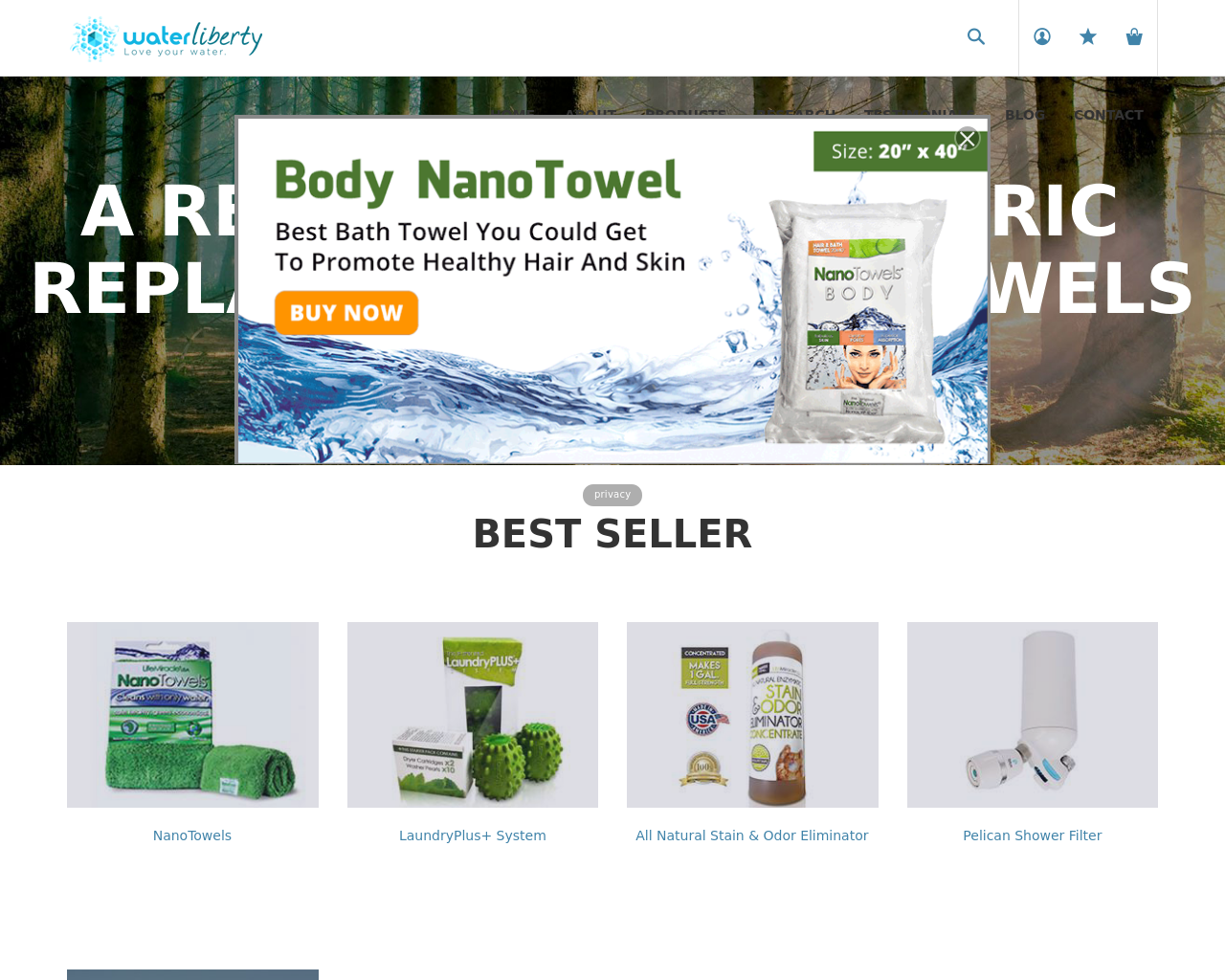 WaterLiberty-Advertising-Reviews-Pricing