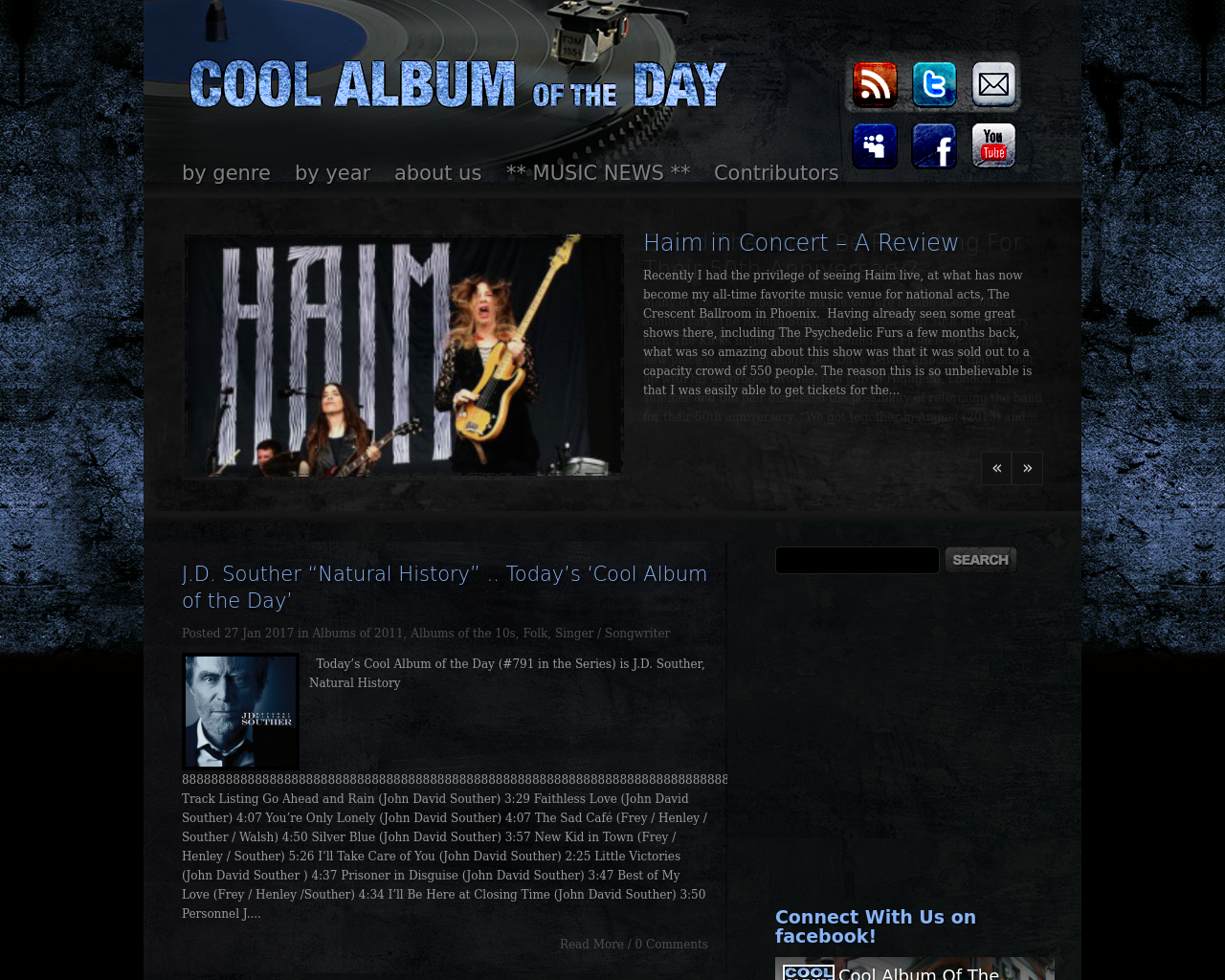 Cool-Album-of-The-Day-Advertising-Reviews-Pricing