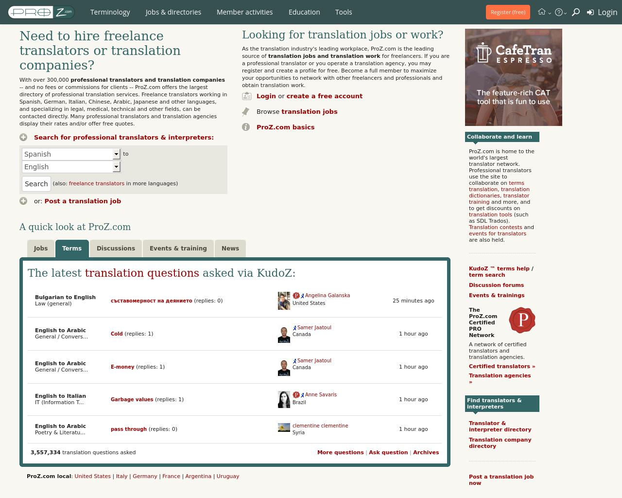 PROZ.com-Advertising-Reviews-Pricing