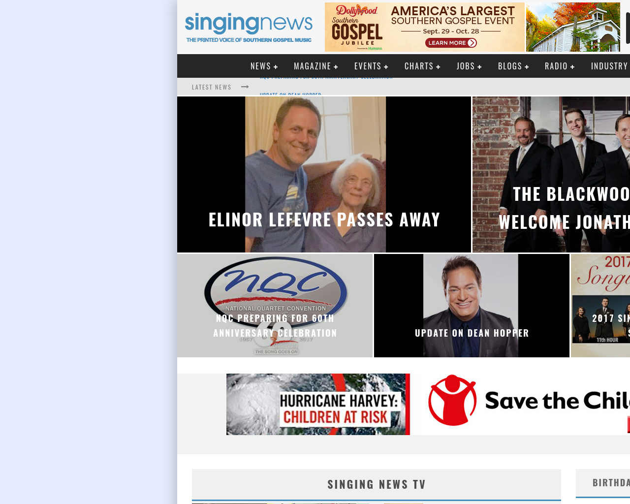 Singing-News-Magazine-Advertising-Reviews-Pricing