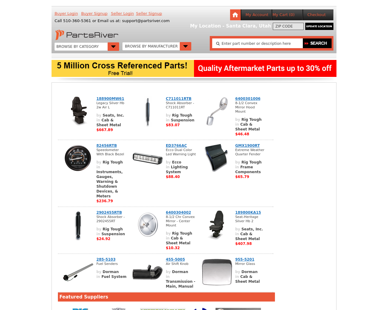 PartsRiver-Advertising-Reviews-Pricing