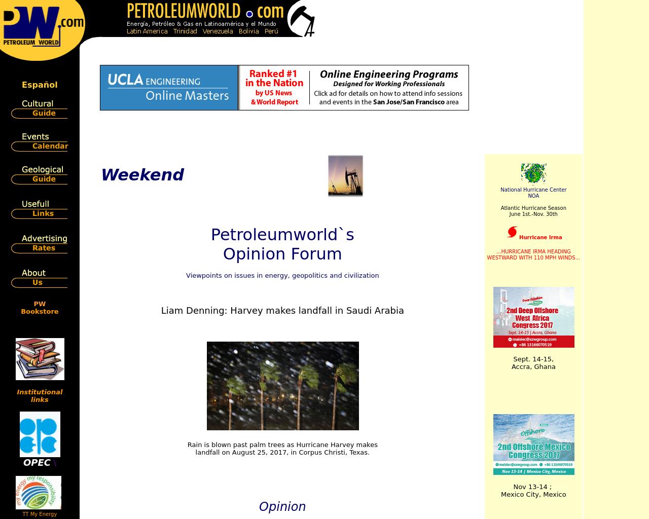PetroleumWorld.com-Advertising-Reviews-Pricing