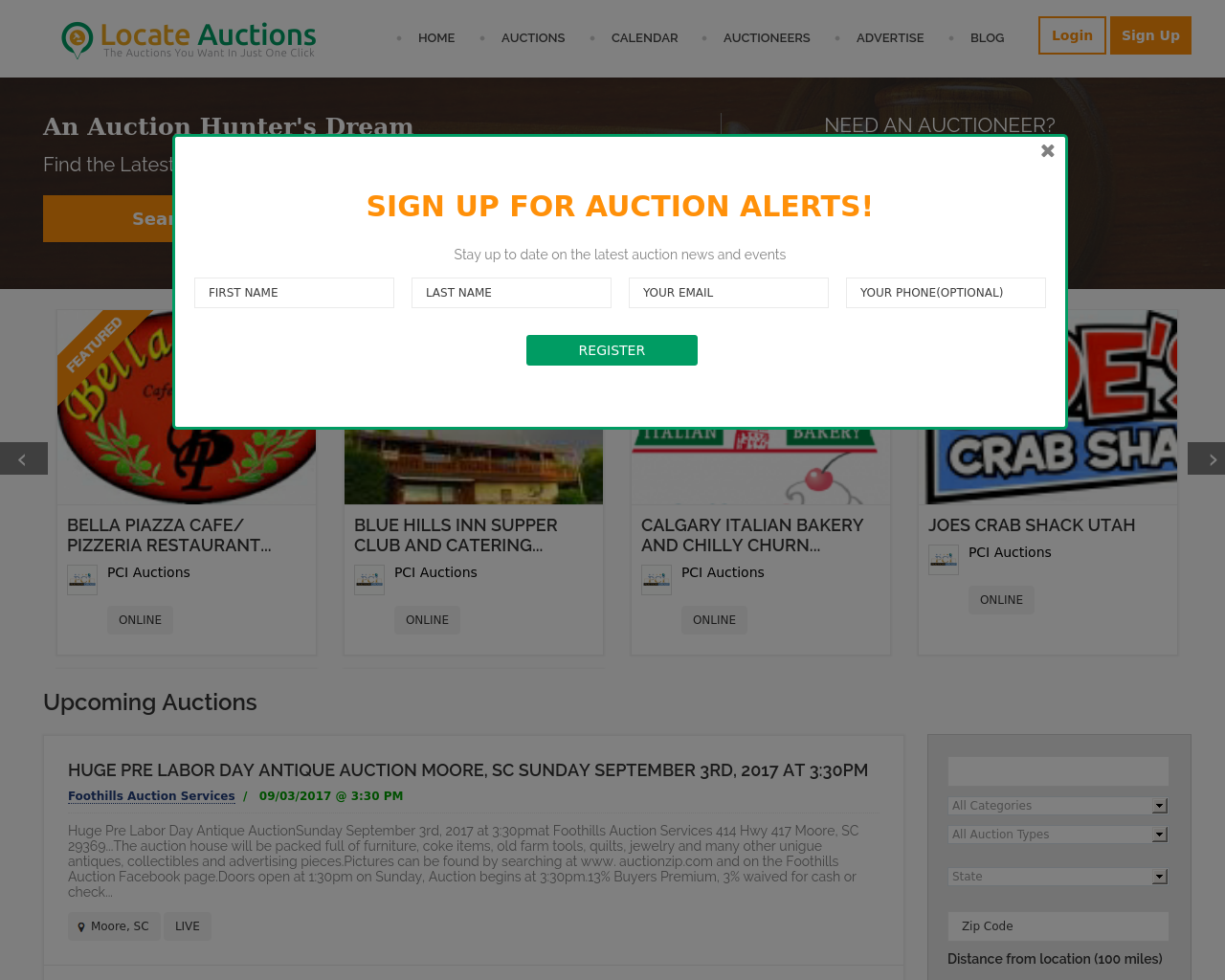 Locate-Auctions-Advertising-Reviews-Pricing