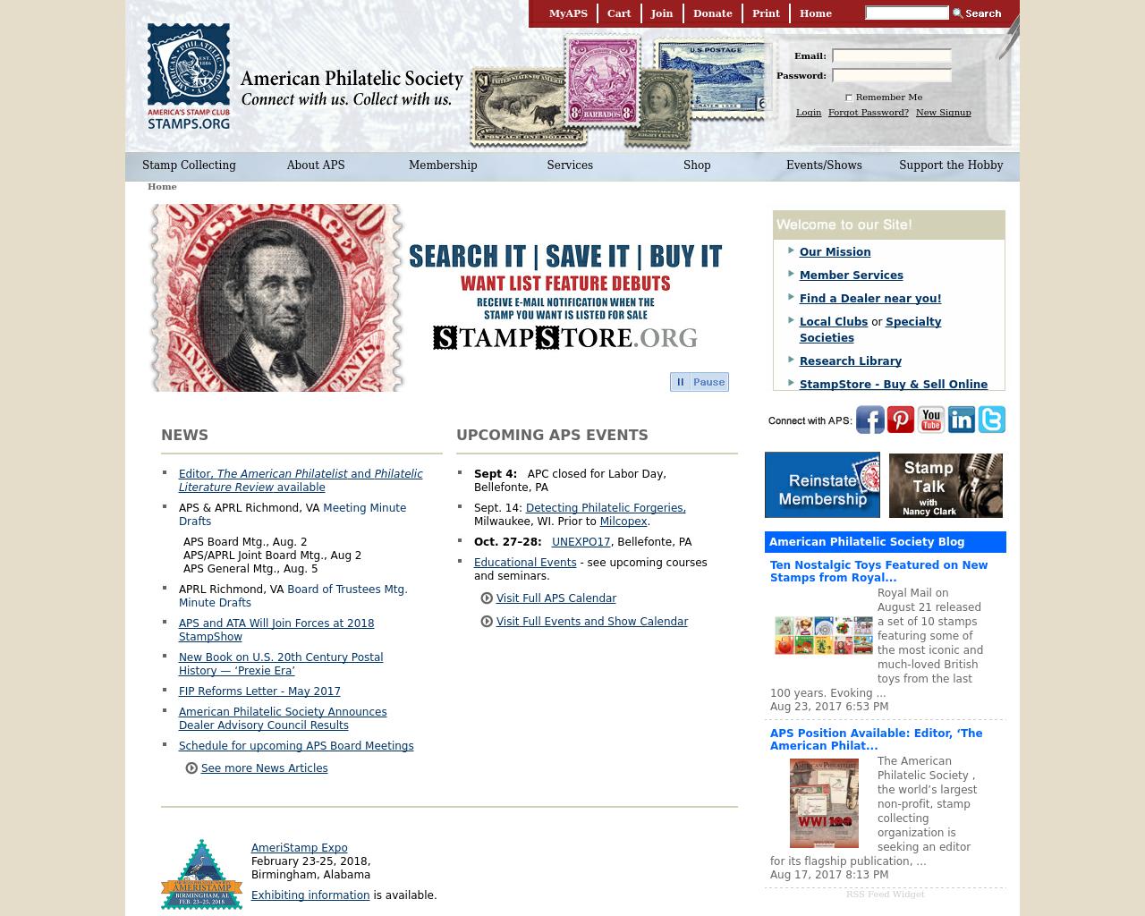 American-Philatelic-Society-Advertising-Reviews-Pricing