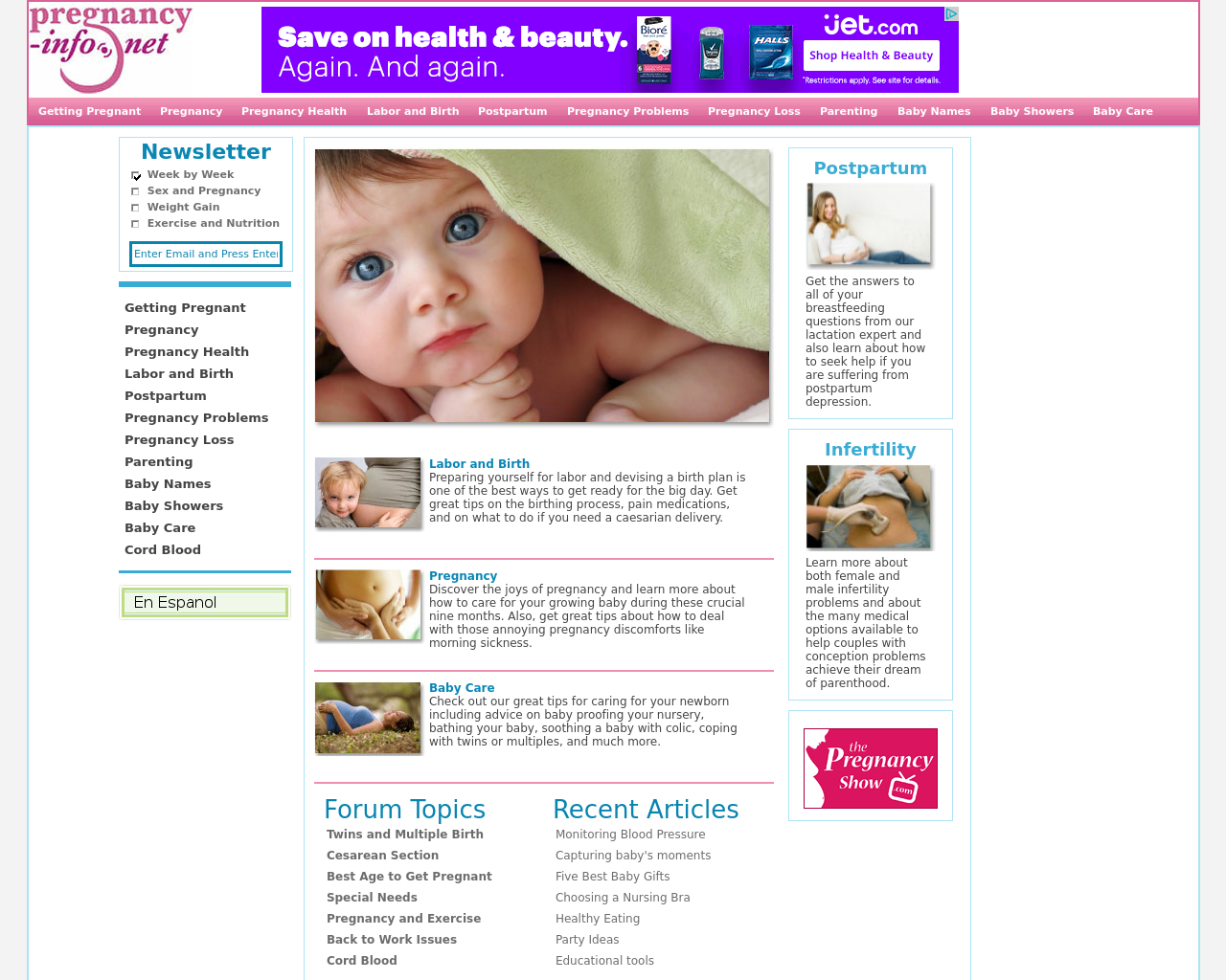 Pregnancy-info.net-Advertising-Reviews-Pricing