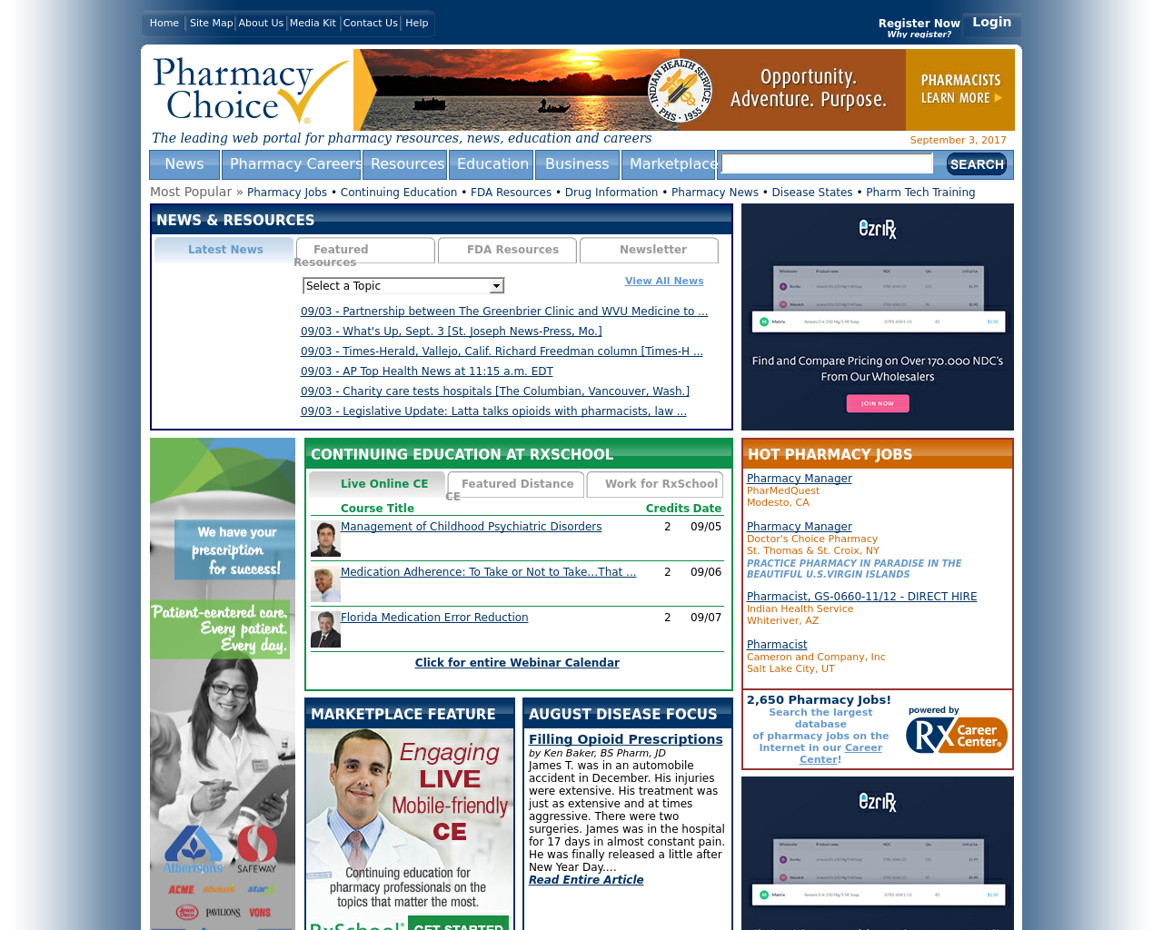 Pharmacy-Choice-Advertising-Reviews-Pricing