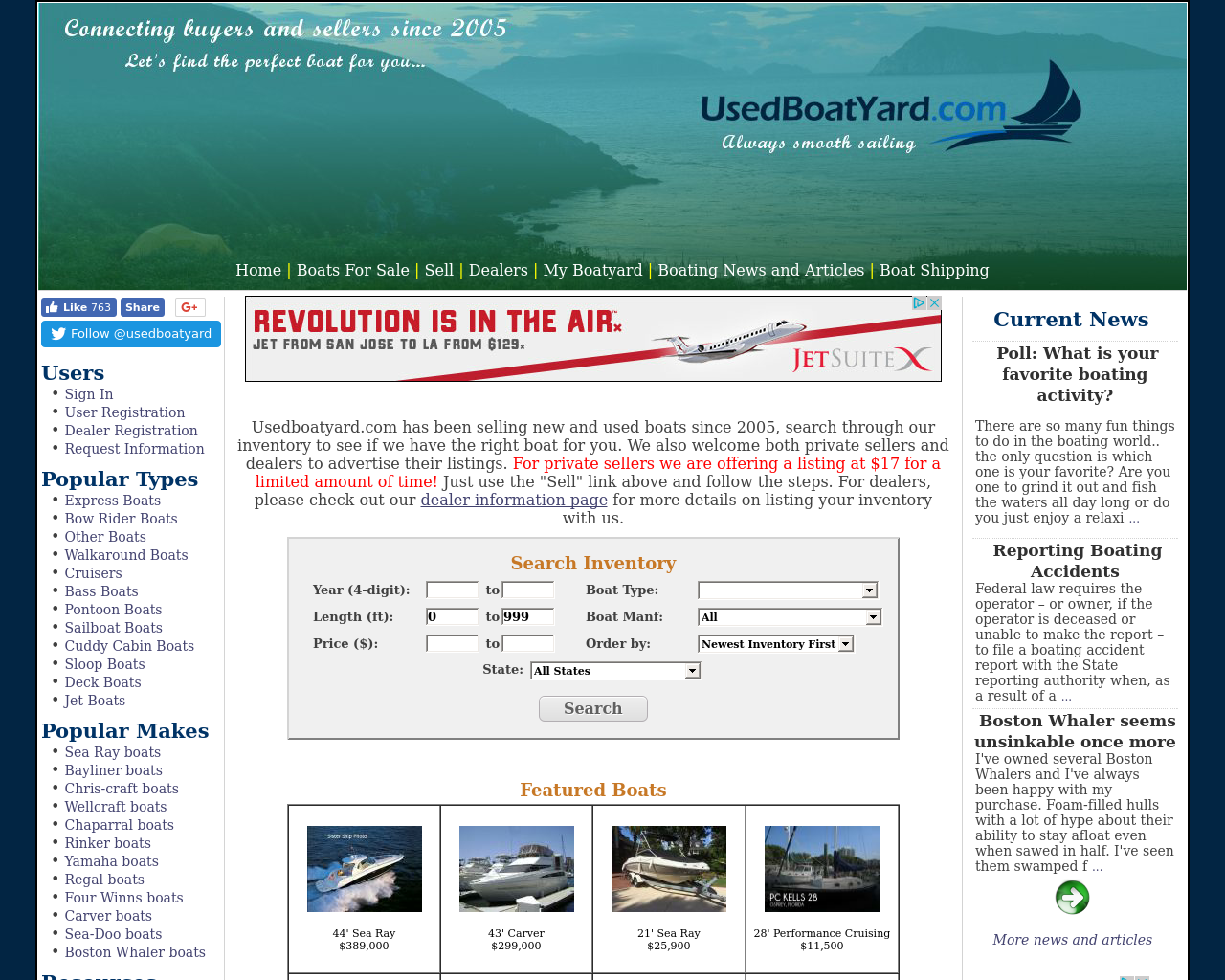 UsedBoatYard.com-Advertising-Reviews-Pricing