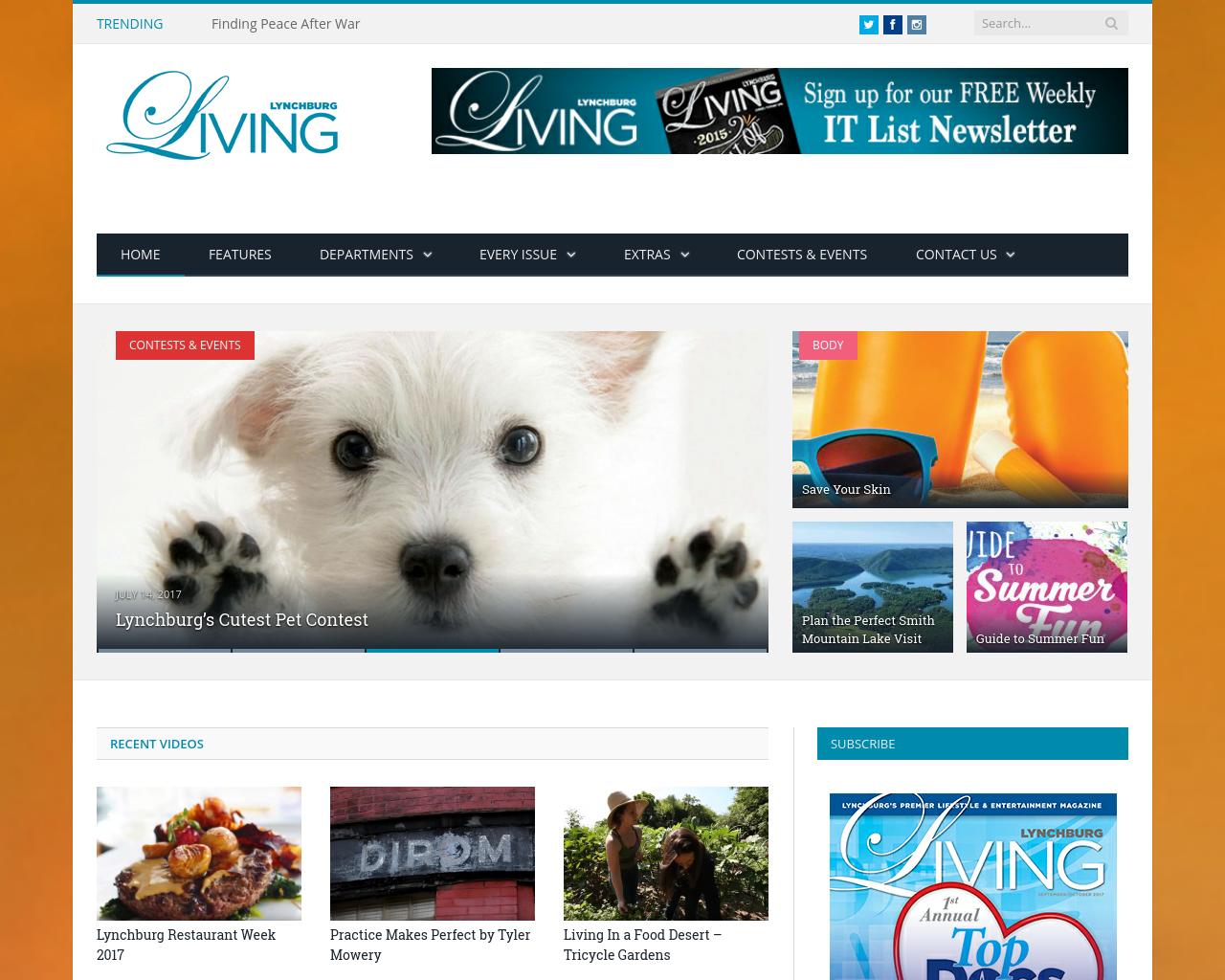 Lynchburg-Living-Advertising-Reviews-Pricing