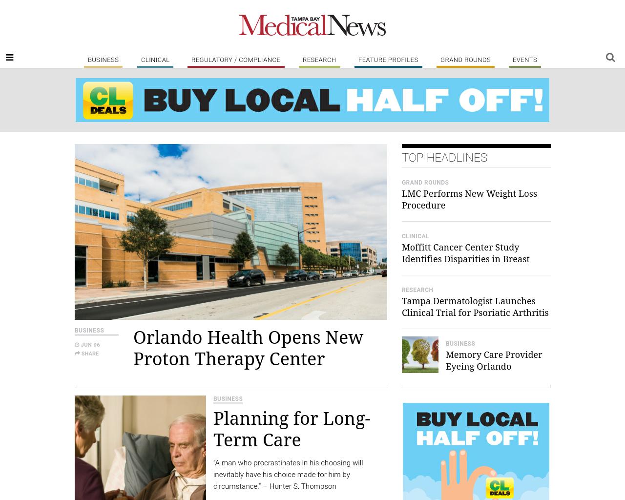 Tampa-Bay-Medical-News-Advertising-Reviews-Pricing