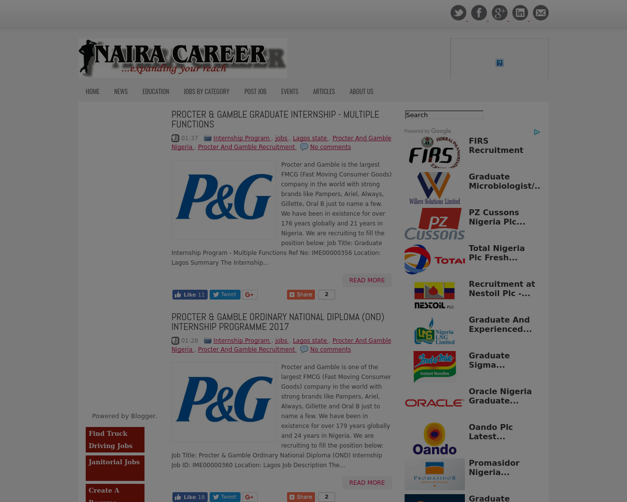 Naira-Career-Advertising-Reviews-Pricing