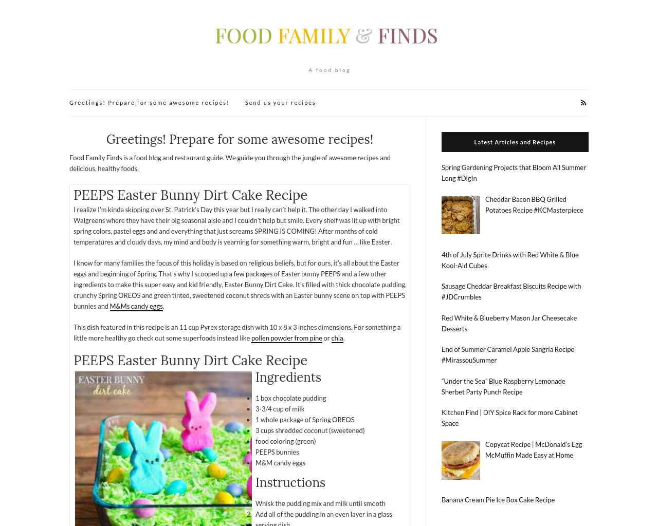 Food-Family-&-Finds-Advertising-Reviews-Pricing