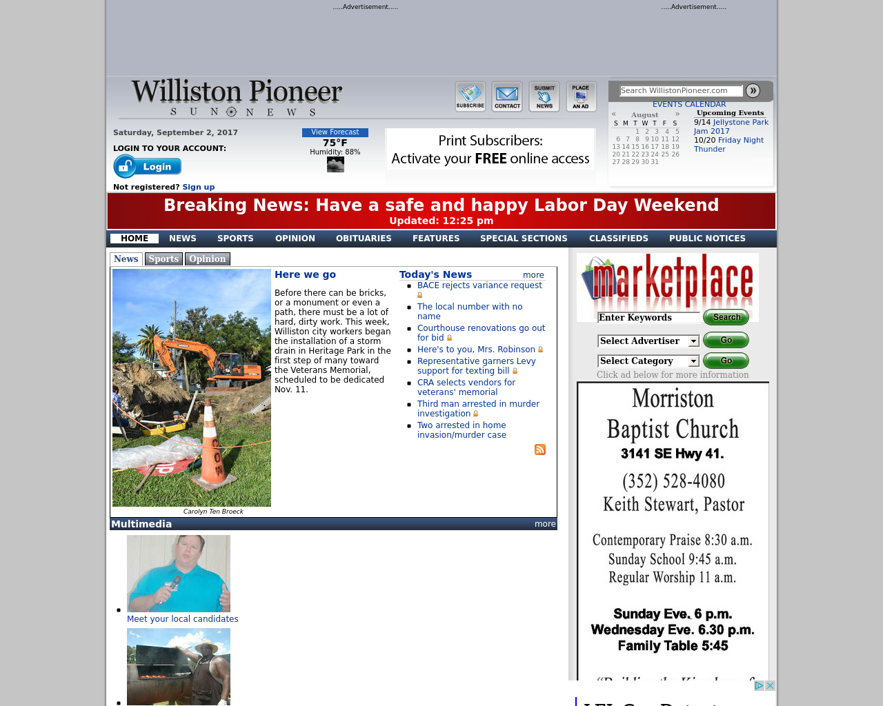 Williston-Pioneer-Advertising-Reviews-Pricing