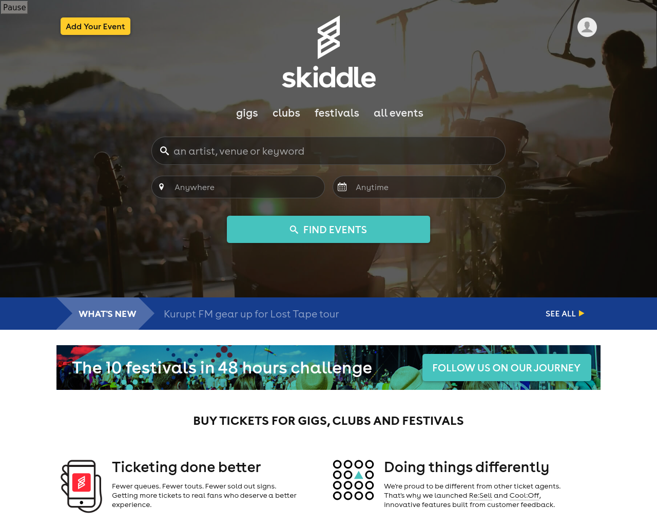 Skiddle.com-Advertising-Reviews-Pricing