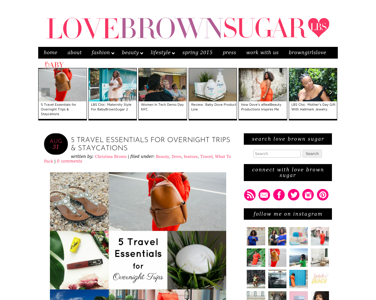 LoveBrownSugar-Advertising-Reviews-Pricing
