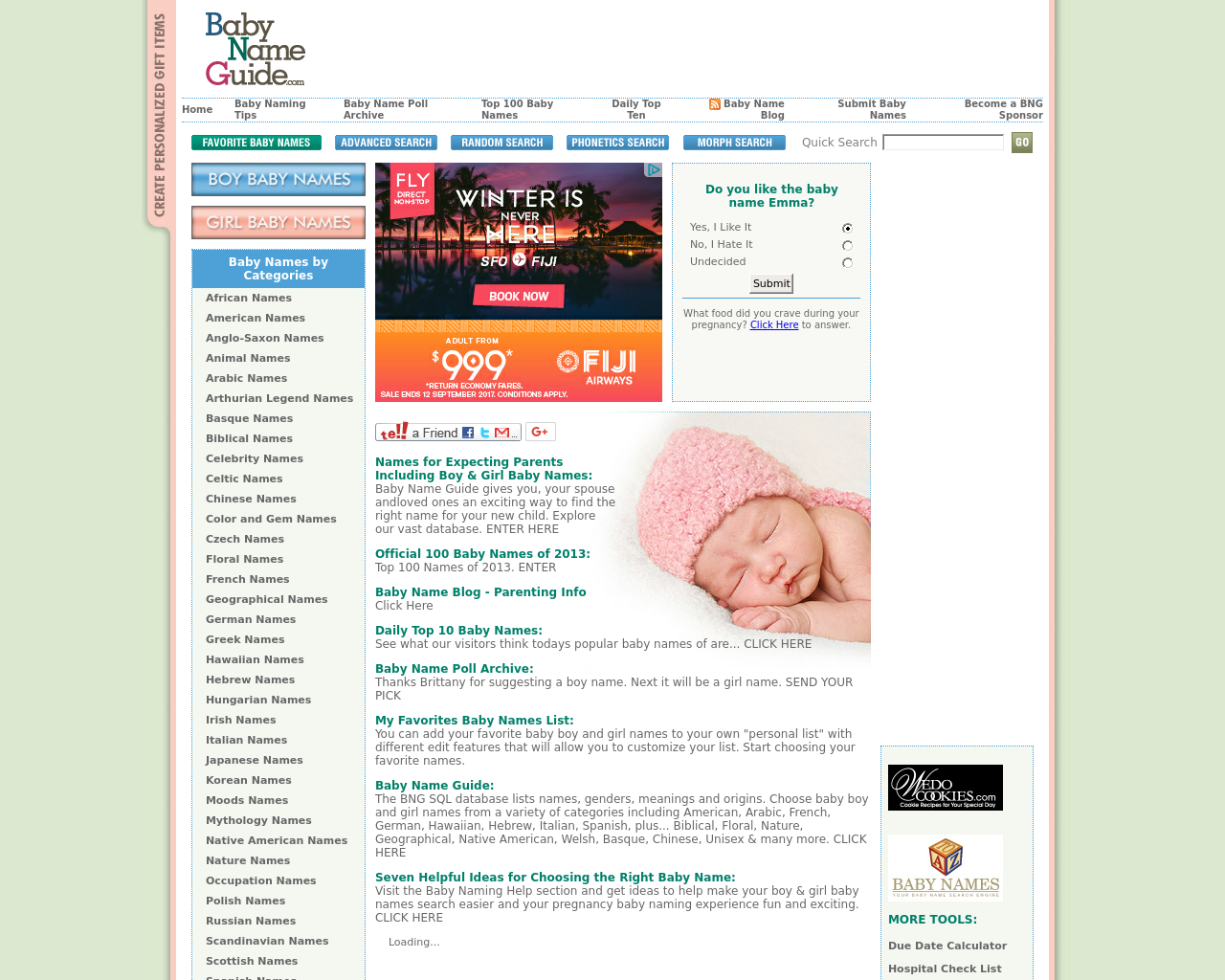 Baby-Name-Guide-Advertising-Reviews-Pricing