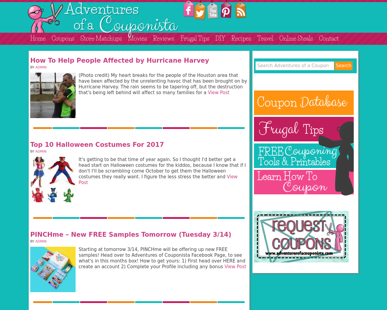 Adventures-Of-A-Couponista-Advertising-Reviews-Pricing