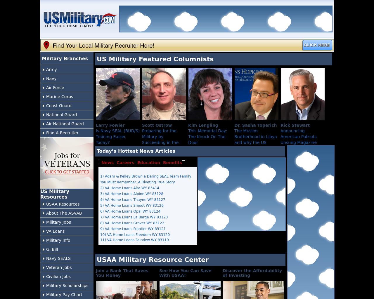 USMilitary.com-Advertising-Reviews-Pricing