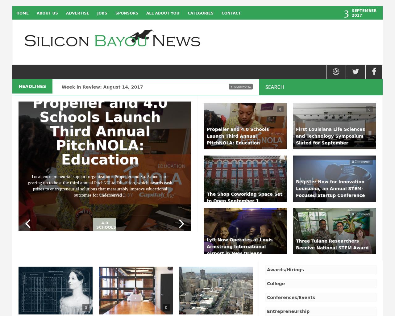 Silicon-Bayou-News-Advertising-Reviews-Pricing
