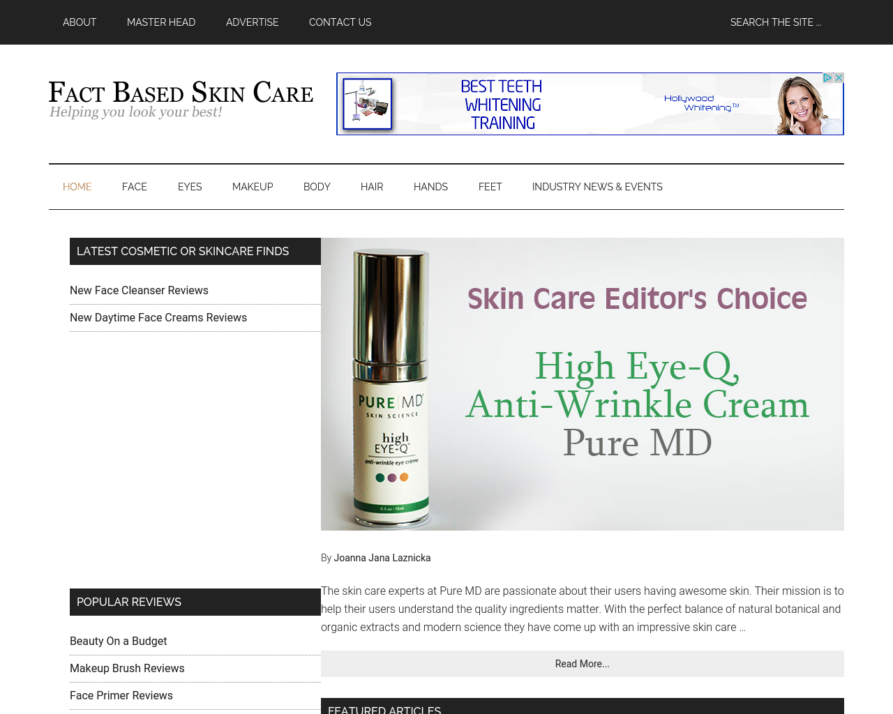 Fact-Based-Skin-Care-Advertising-Reviews-Pricing