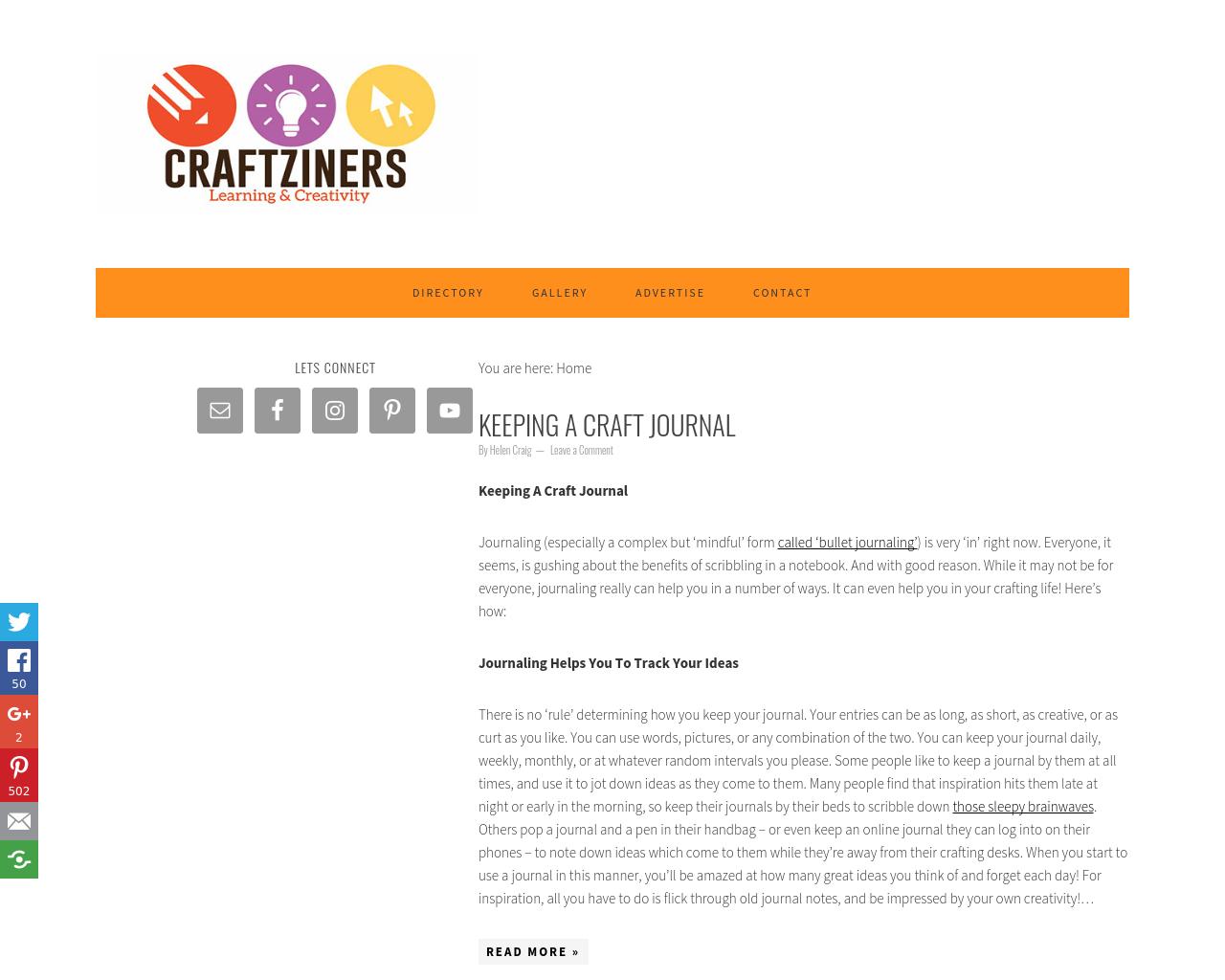 Craftziners.com-Advertising-Reviews-Pricing