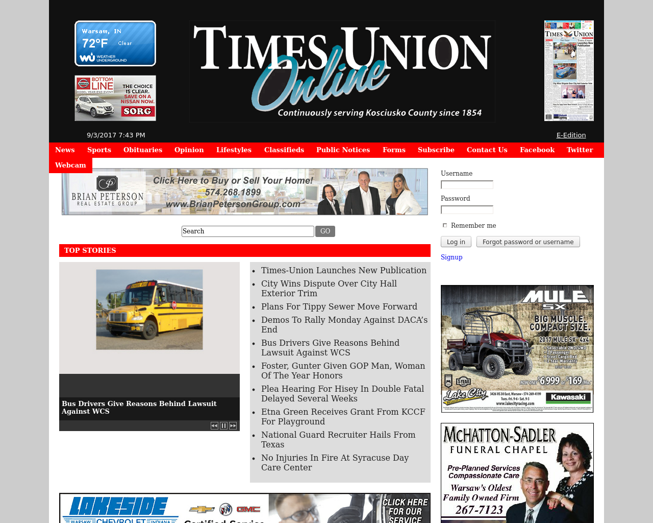 Times-Union-Newspaper-Advertising-Reviews-Pricing