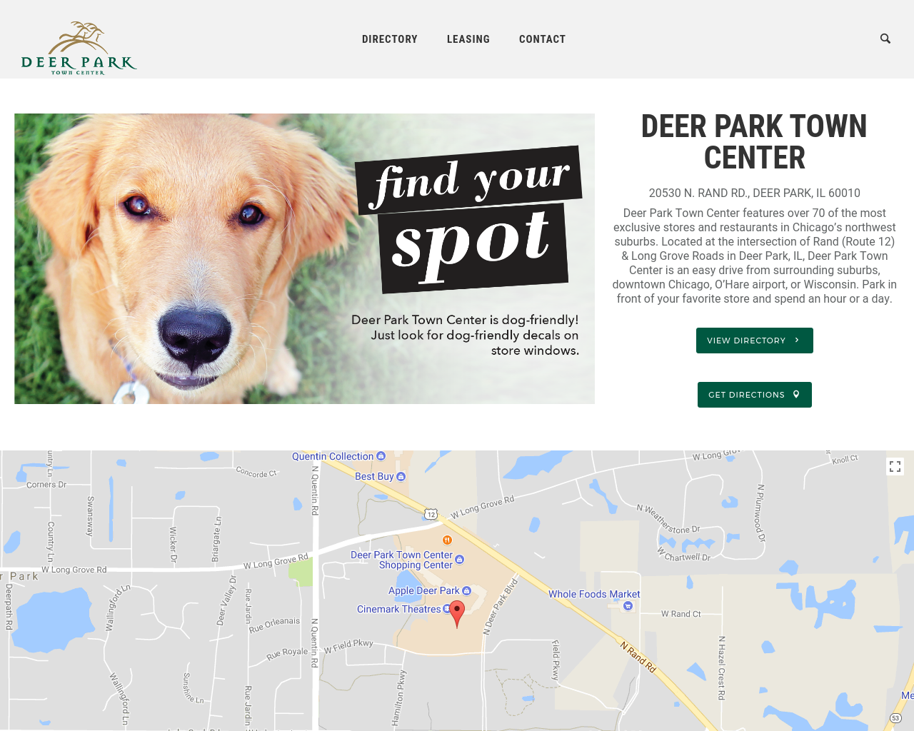 Deer-Park-Town-Center-Advertising-Reviews-Pricing