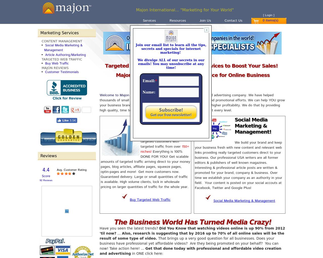 Majon-Advertising-Reviews-Pricing