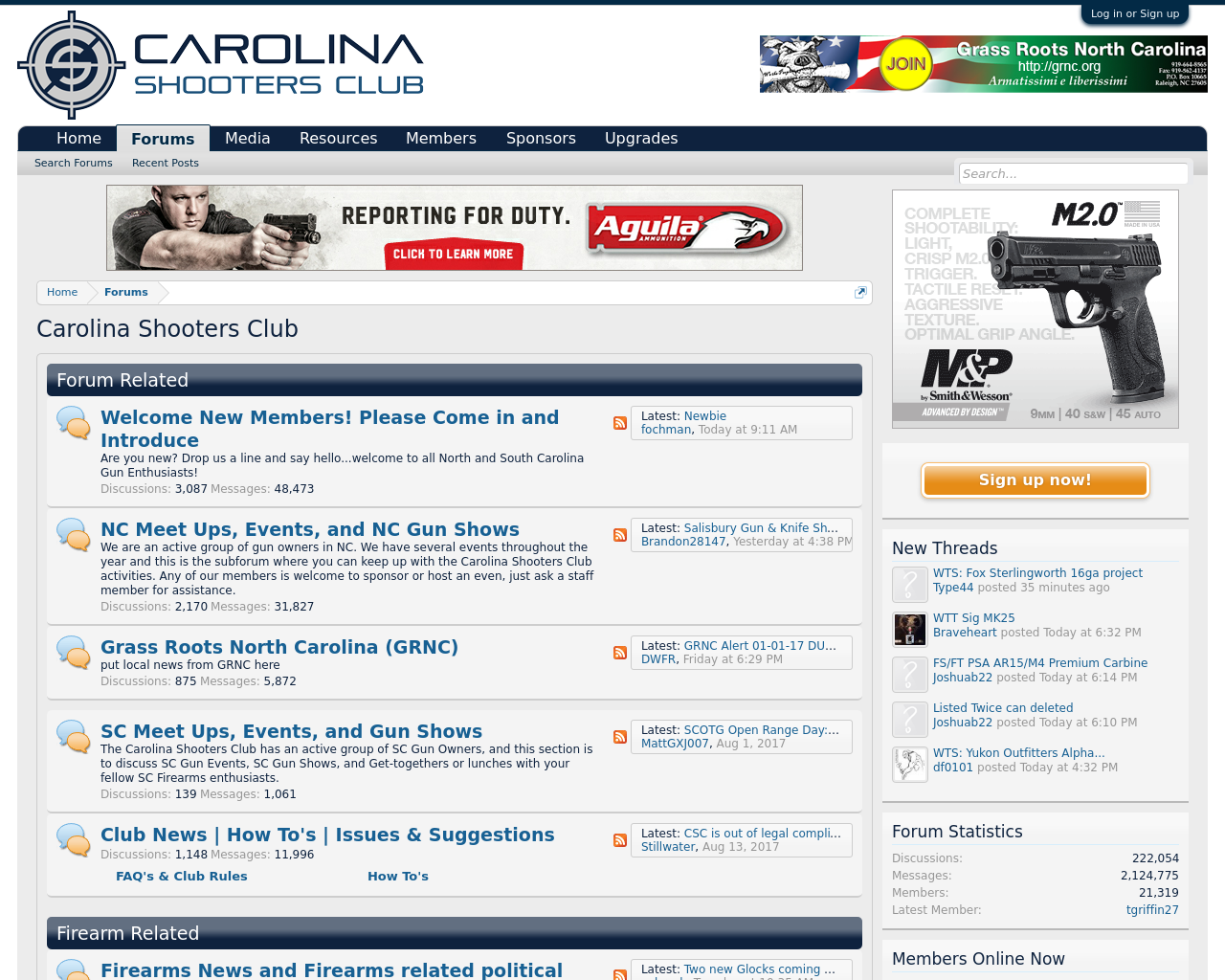 Carolina-Shooters-Club-Advertising-Reviews-Pricing