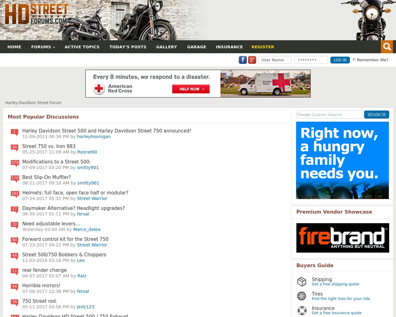 Harley-Davidson-Street-Forum-Advertising-Reviews-Pricing