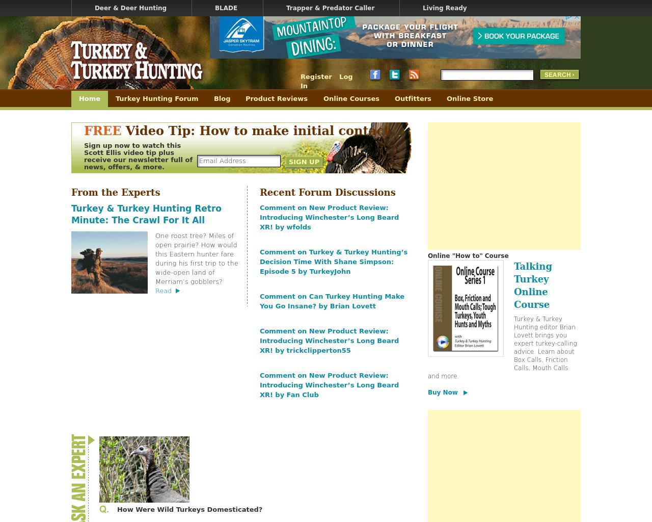 Turkey-&-Turkey-Hunting-Advertising-Reviews-Pricing