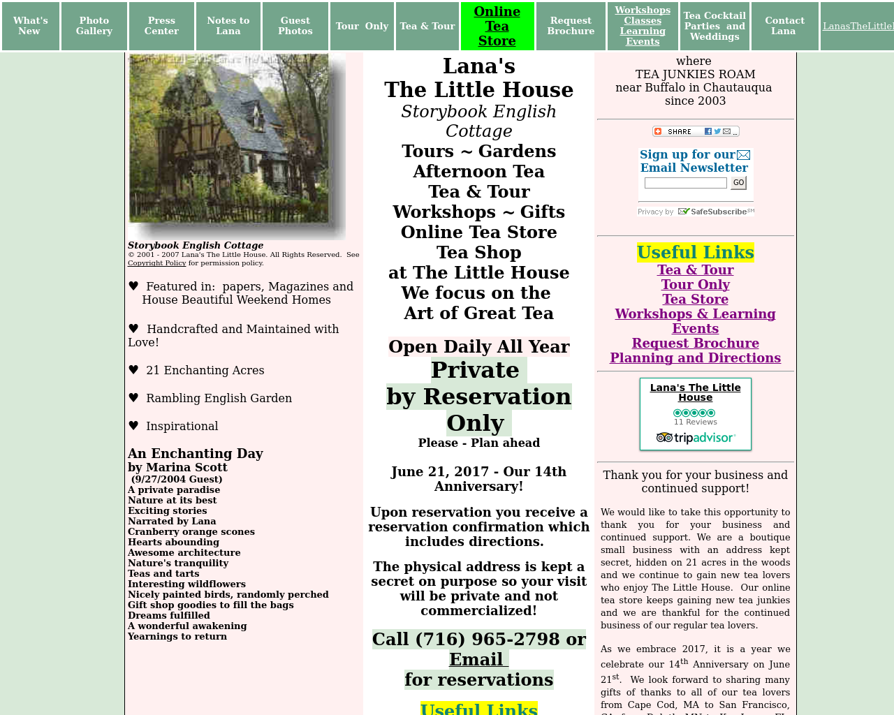 Lanas-The-Little-House-Advertising-Reviews-Pricing