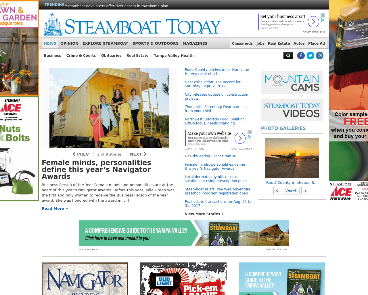 SteamboatPilot.com-Advertising-Reviews-Pricing