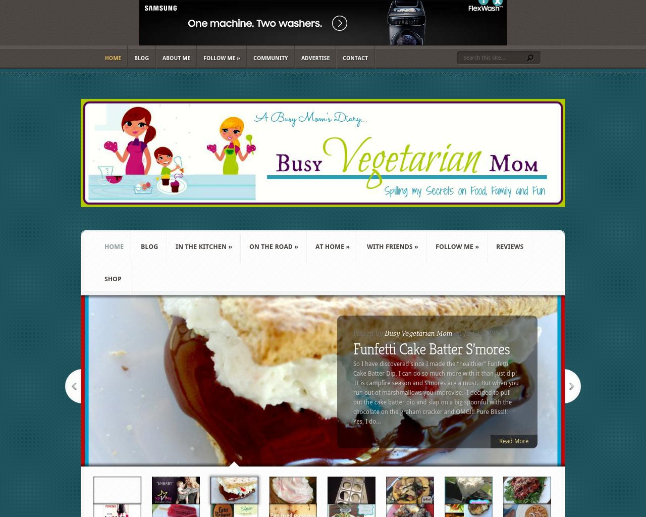 Busy-Vegetarian-Mom-Advertising-Reviews-Pricing