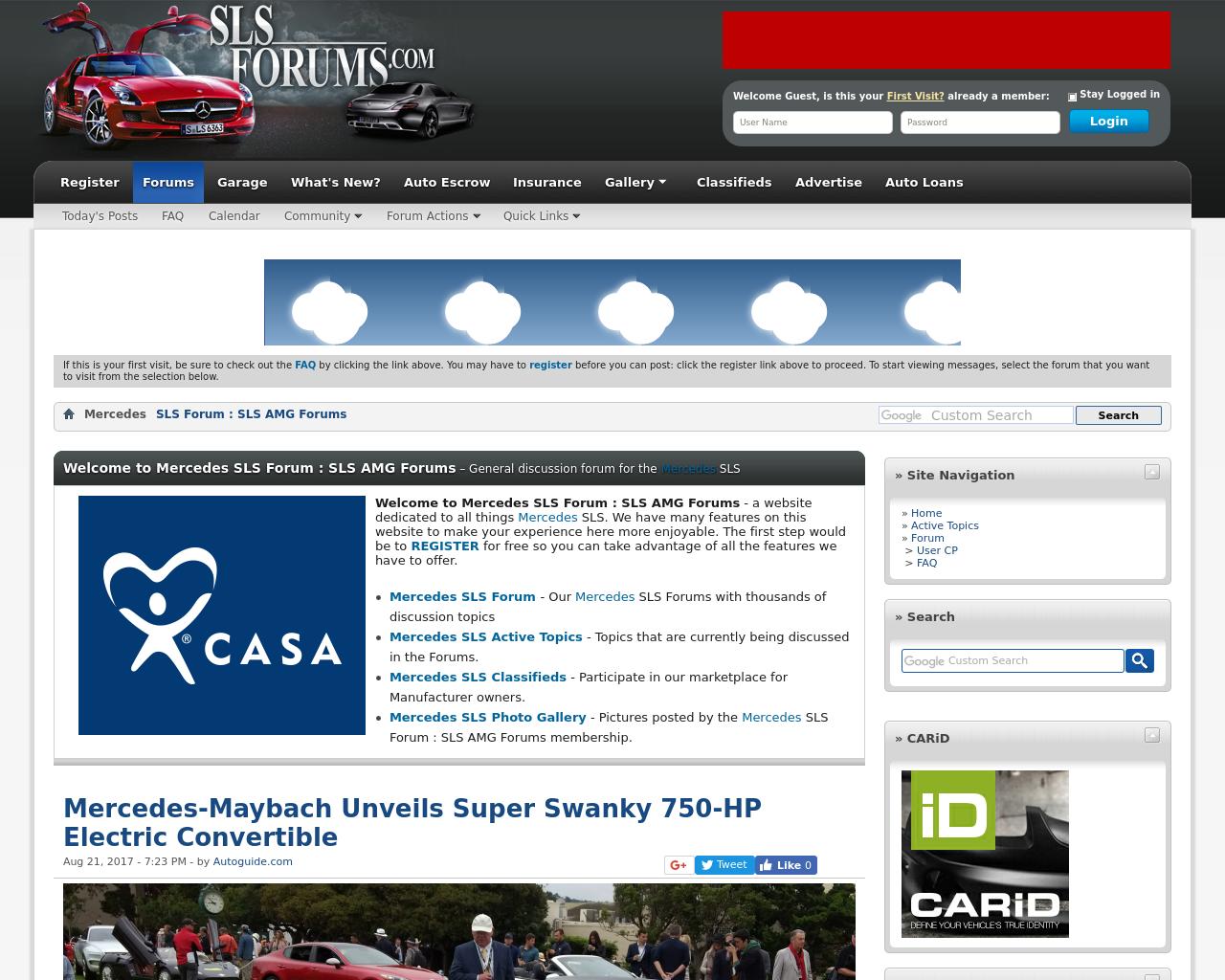 SLS-Forums-Advertising-Reviews-Pricing