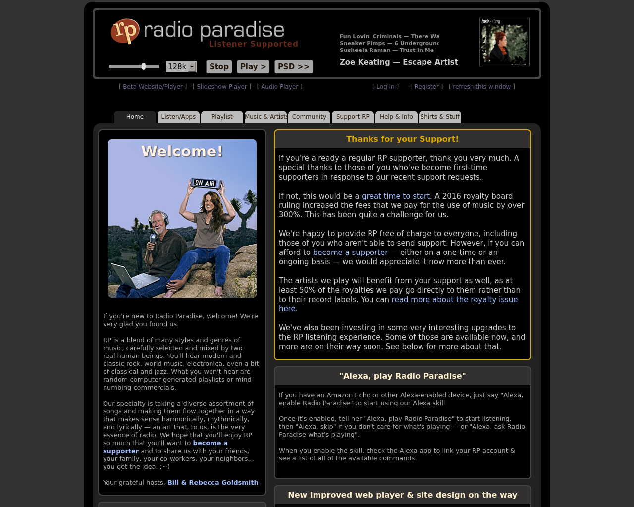 Radio-Paradise-Advertising-Reviews-Pricing