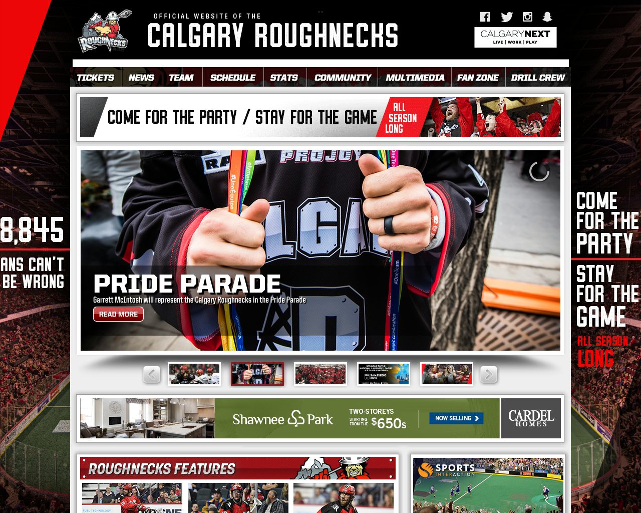 Calgary-Roughnecks-Advertising-Reviews-Pricing