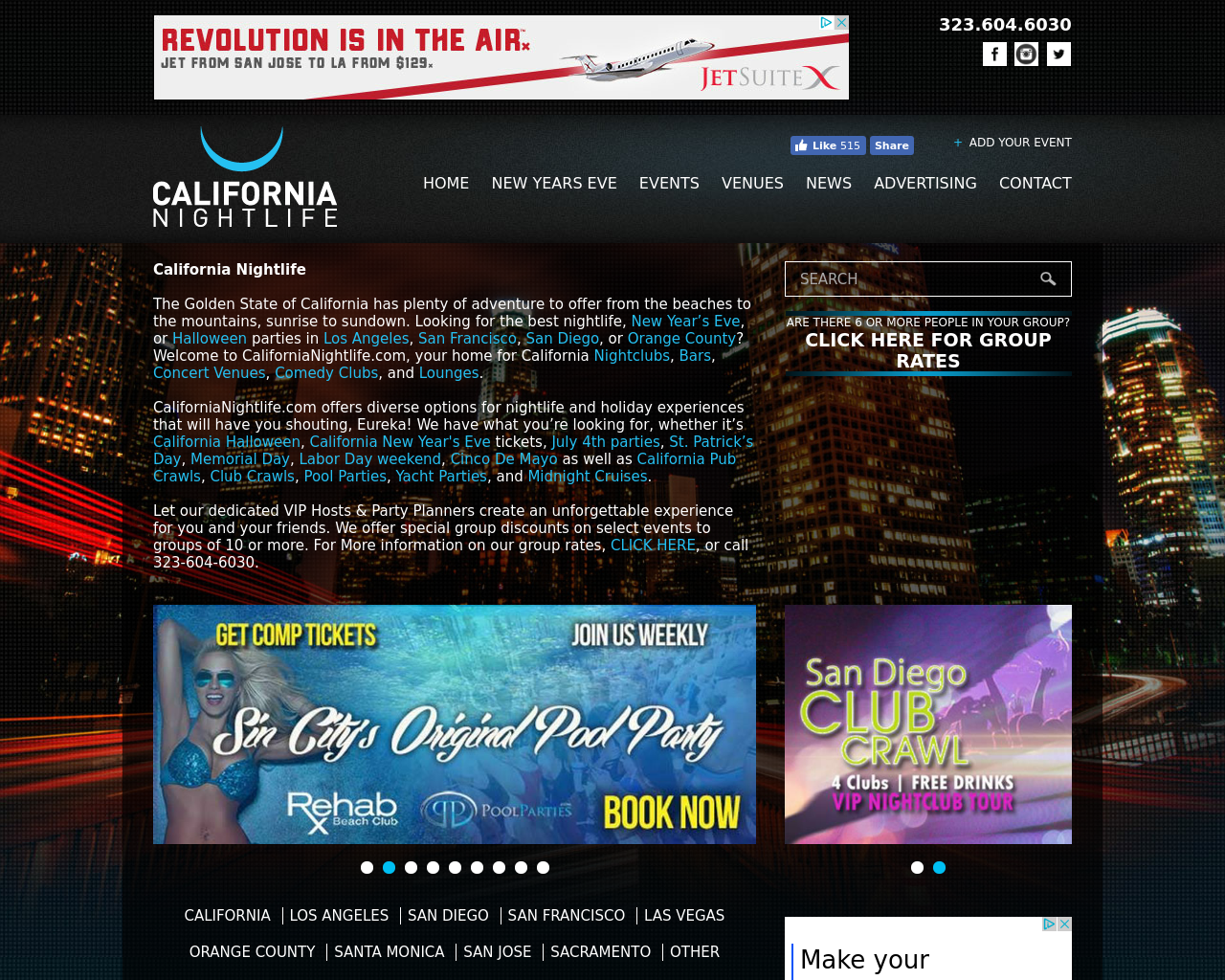 California-Nightlife-Advertising-Reviews-Pricing