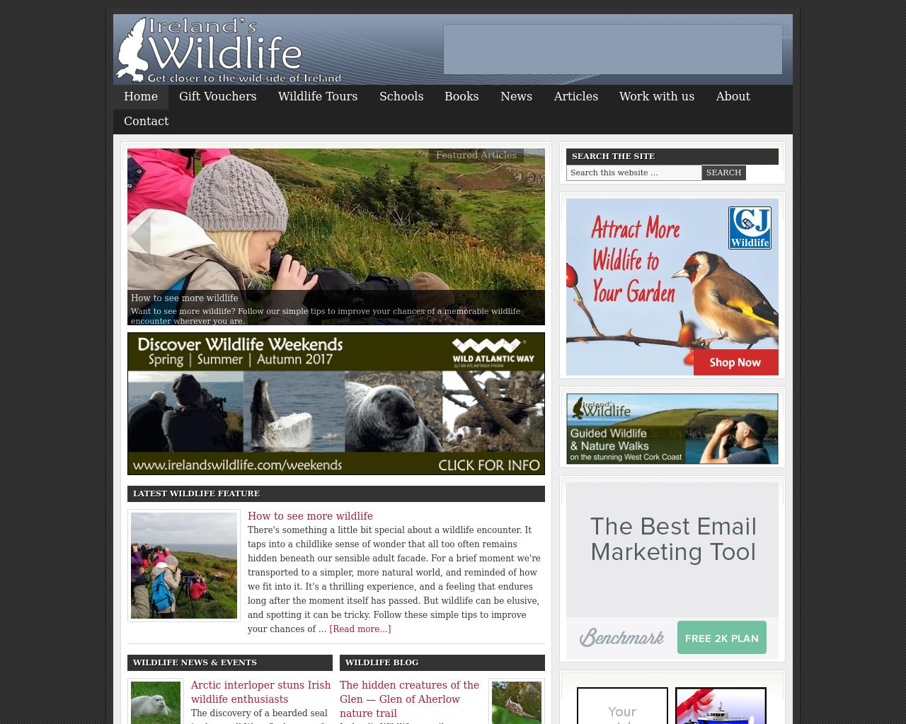 Ireland's-Wildlife-Advertising-Reviews-Pricing