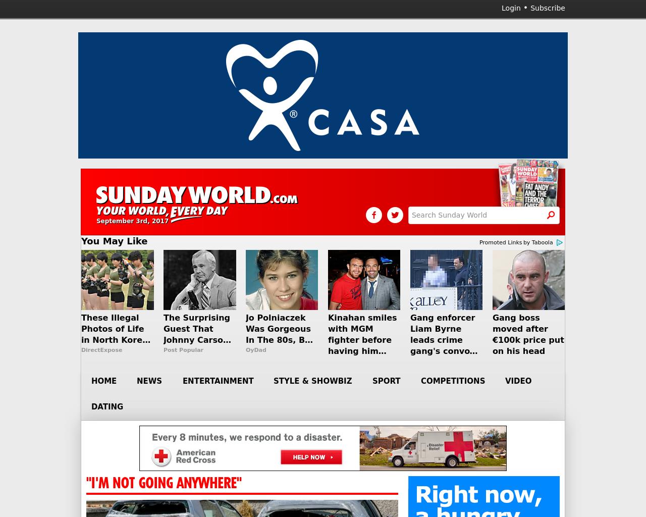 Sunday-World-Advertising-Reviews-Pricing